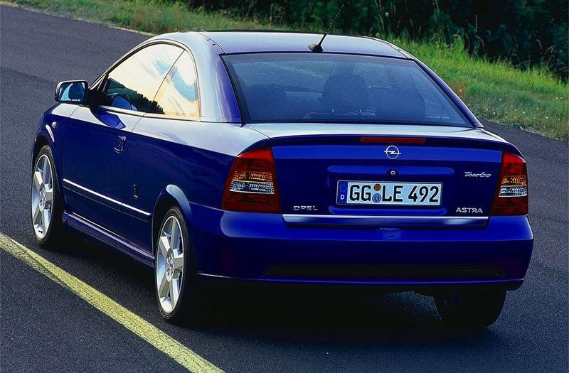 opel astra g- coupe 2.2 dti-16v 2002 125 hp - car specs, fuel