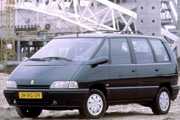renault espace 2 series alize 1995 110. Black Bedroom Furniture Sets. Home Design Ideas