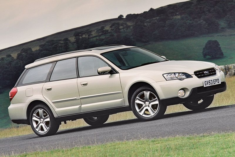 subaru outback suv 3 0r executive 2006 245 ps technische. Black Bedroom Furniture Sets. Home Design Ideas