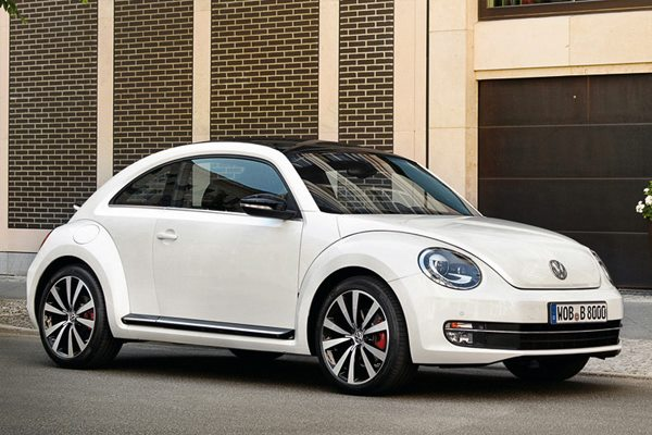 volkswagen beetlebeetle 2.0 tdi 110hp bmt design 2014 - 2015 110 ps