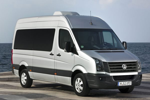 All cars data Volkswagen Crafter Crafter
