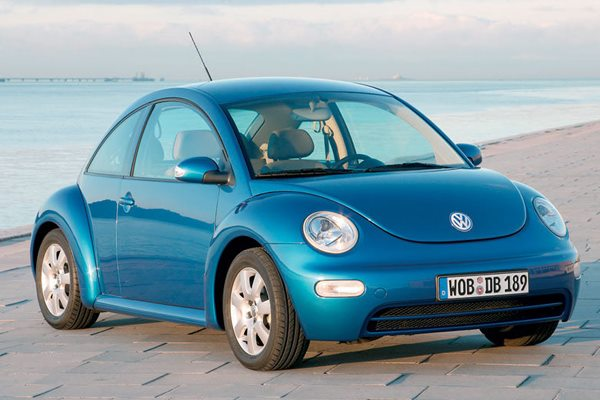 All cars data Volkswagen New Beetle New Beetle