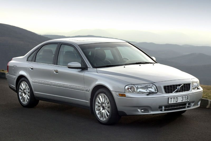 All cars data Volvo S80 1- series