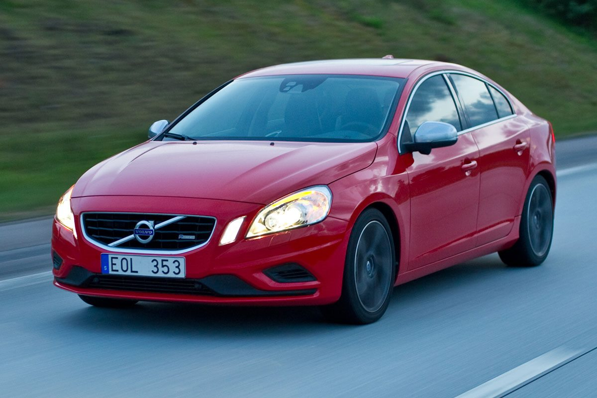 All cars data Volvo S60 2- series