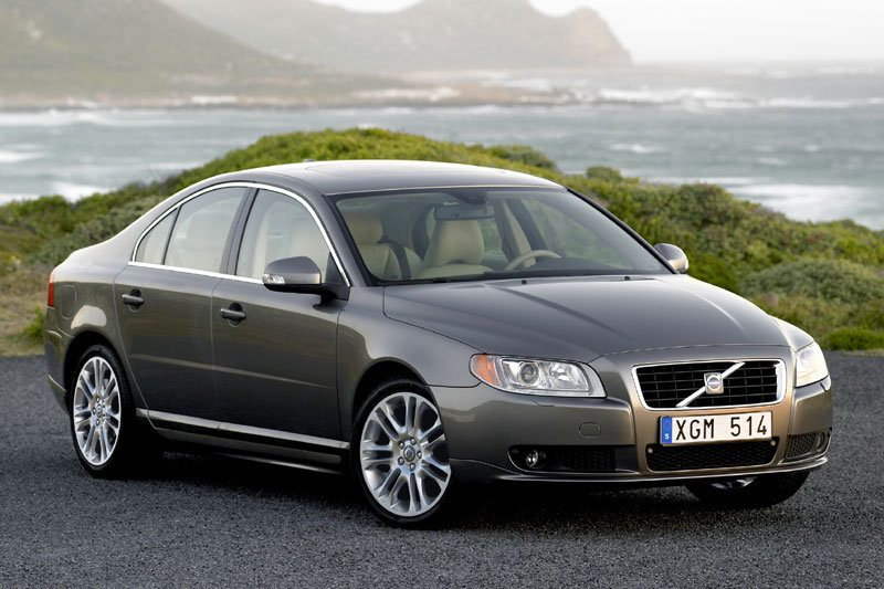 All cars data Volvo S80 2- series