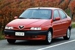 Car specs and fuel consumption for Alfa Romeo 146