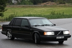Car specs and fuel consumption for Volvo 740