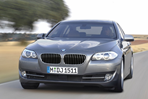 Car specs and fuel consumption for BMW 5- series