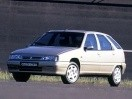 Car specs and fuel consumption for Citroen ZX