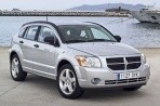 Car specs and fuel consumption for Dodge Caliber