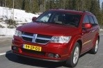 Car specs and fuel consumption for Dodge Journey