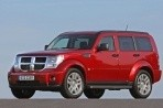 Car specs and fuel consumption for Dodge Nitro