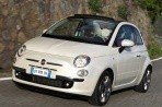 Car specs and fuel consumption for Fiat 500C