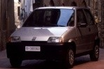 Car specs and fuel consumption for Fiat Cinquecento