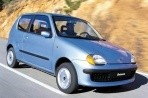 Car specs and fuel consumption for Fiat Seicento
