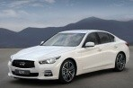 Car specs and fuel consumption for Infiniti Q50