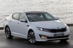 Car specs and fuel consumption for Kia Optima