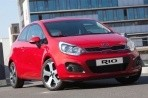 Car specs and fuel consumption for Kia Rio