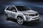 Car specs and fuel consumption for Kia Sorento