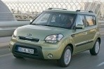 Car specs and fuel consumption for Kia Soul