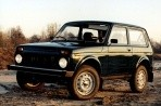Car specs and fuel consumption for Lada Niva