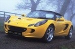 Car specs and fuel consumption for Lotus Elise