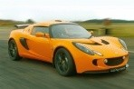 Car specs and fuel consumption for Lotus Exige