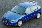 Car specs and fuel consumption for MG ZR
