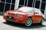 Car specs and fuel consumption for MG ZT