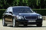Car specs and fuel consumption for Maybach 57
