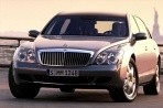 Car specs and fuel consumption for Maybach 62