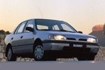 Car specs and fuel consumption for Nissan Sunny