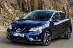 Car specs and fuel consumption for Nissan Pulsar