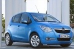 Car specs and fuel consumption for Opel Agila