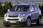 Car specs and fuel consumption for Opel Antara