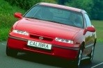 Car specs and fuel consumption for Opel Calibra