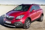 Car specs and fuel consumption for Opel Mokka