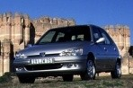 Car specs and fuel consumption for Peugeot 106