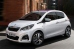 Car specs and fuel consumption for Peugeot 108
