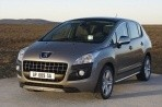 Car specs and fuel consumption for Peugeot 3008