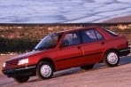 Car specs and fuel consumption for Peugeot 309