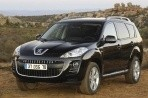 Car specs and fuel consumption for Peugeot 4007
