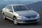 Car specs and fuel consumption for Peugeot 607