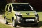 Car specs and fuel consumption for Peugeot Bipper