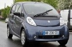 Car specs and fuel consumption for Peugeot Ion