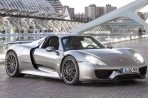Car specs and fuel consumption for Porsche 918
