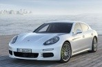 Car specs and fuel consumption for Porsche Panamera