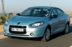 Car specs and fuel consumption for Renault Fluence