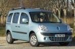 Car specs and fuel consumption for Renault Kangoo