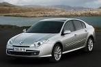 Car specs and fuel consumption for Renault Laguna